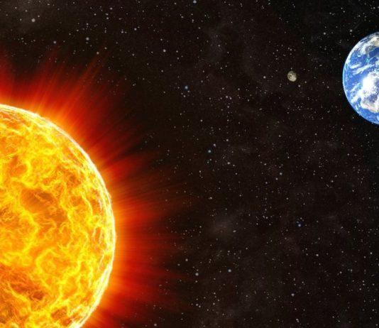 Солнце – ближайшая звезда