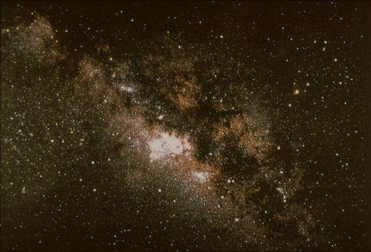 Про Космос. Снимок Млечного Пути