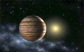 Юпитер – таинственный гигант