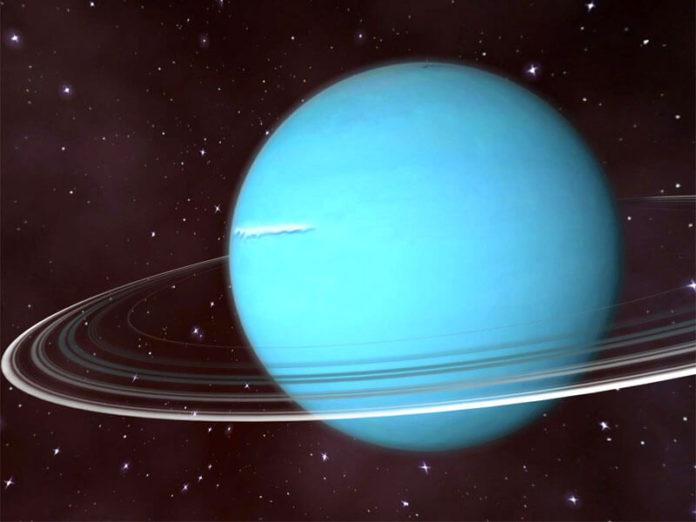 Уран – голубая планета