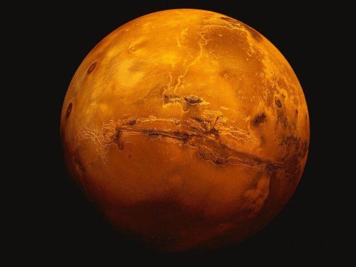 Красная планета – Марс
