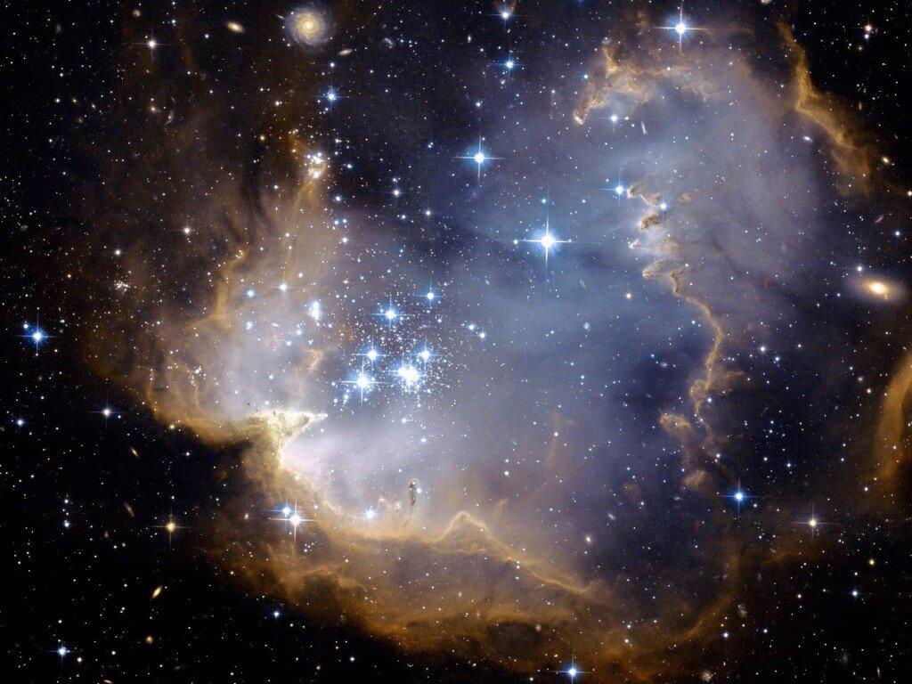 Про Космос. Снимок с телескопа Хаббл