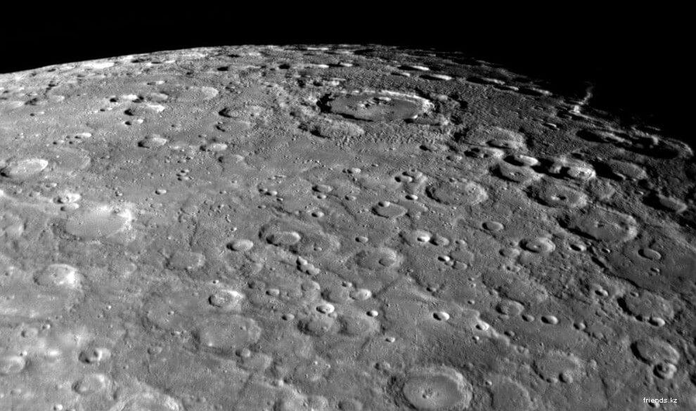 Меркурий — ближайшая к Солнцу планета