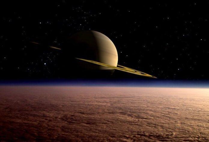 Обитаем ли Титан? Спутник Сатурна
