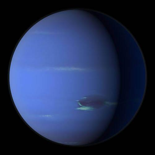 Нептун – самая далекая планета