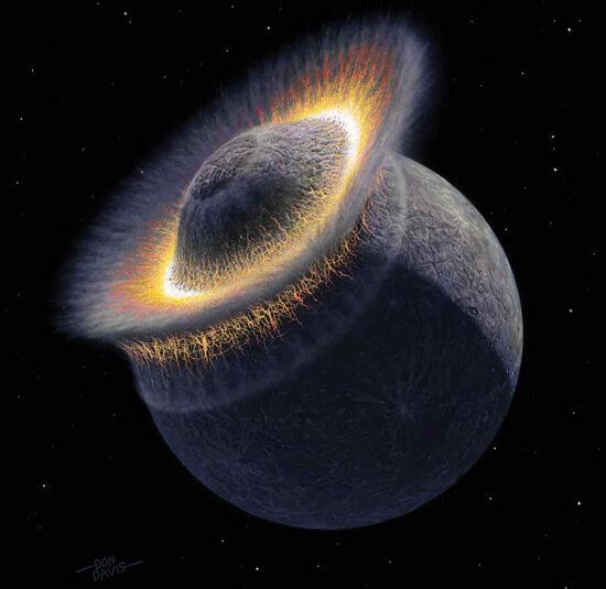 Спутники Венеры. Катастрофа