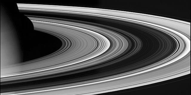 Кольца планеты Сатурн