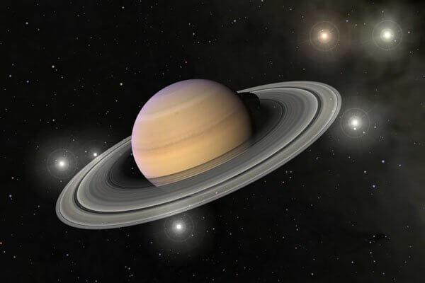 Сатурн и Кольца Сатурна