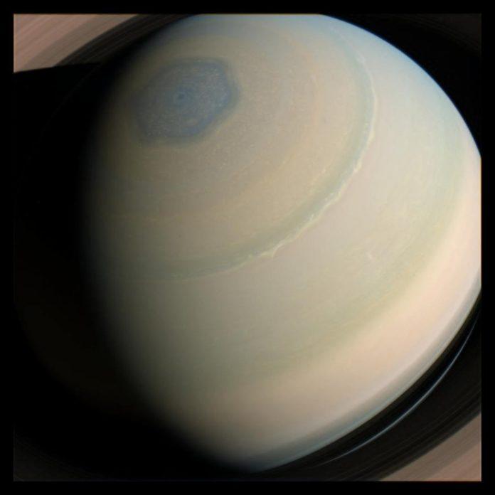 Атмосфера Сатурна