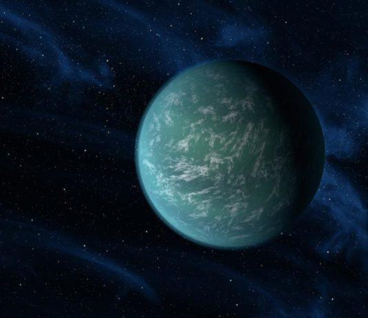Новая планета Kepler 22b